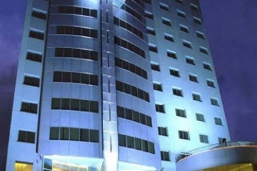 Plaza Real Hotel: Außen ROSARIO