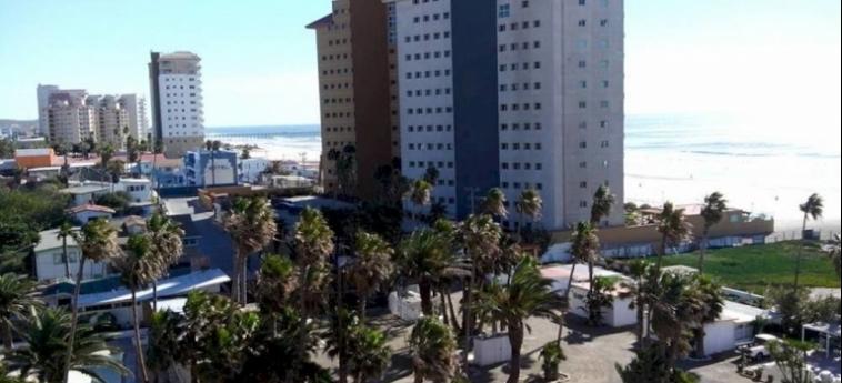 Hotel Corona Plaza: Aerial View ROSARITO - BAJA CALIFORNIA