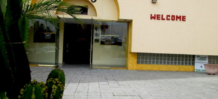 Hotel Corona Plaza: Apartement Giunone ROSARITO - BAJA CALIFORNIA