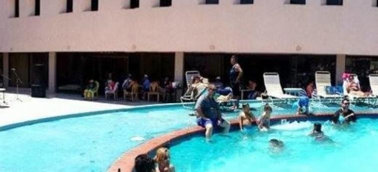 Hotel Corona Plaza: Bunk-Bed Room ROSARITO - BAJA CALIFORNIA