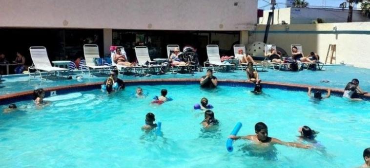 Hotel Corona Plaza: Camera Vista Mare ROSARITO - BAJA CALIFORNIA