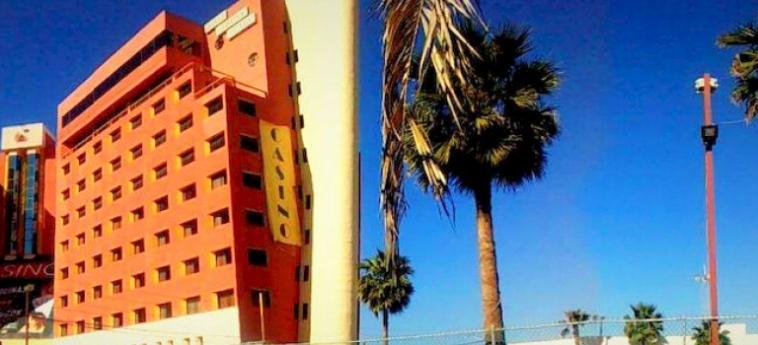 Hotel Corona Plaza: Extérieur ROSARITO - BAJA CALIFORNIA