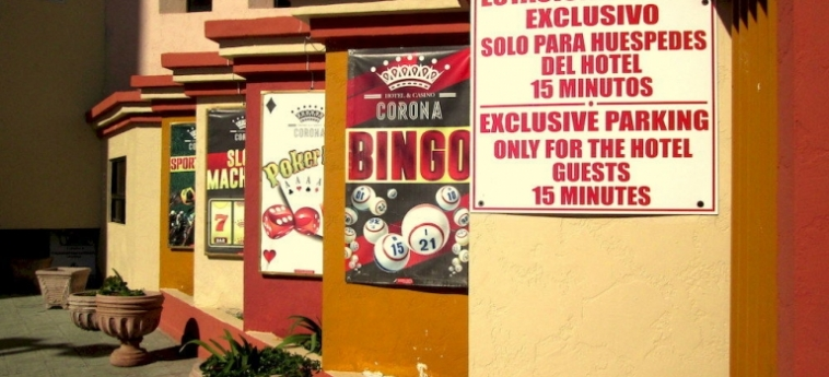 Hotel Corona Plaza: Exterieur ROSARITO - BAJA CALIFORNIA