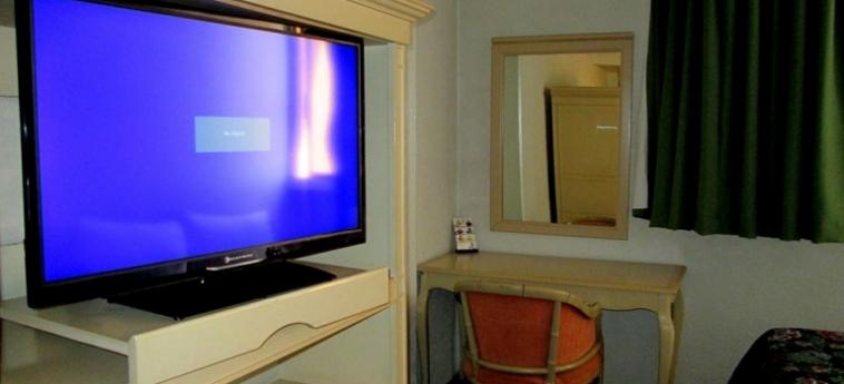 Hotel Corona Plaza: Hall ROSARITO - BAJA CALIFORNIA