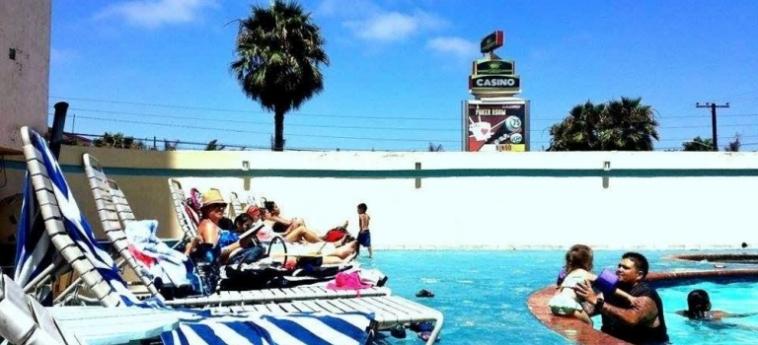 Hotel Corona Plaza: Library ROSARITO - BAJA CALIFORNIA