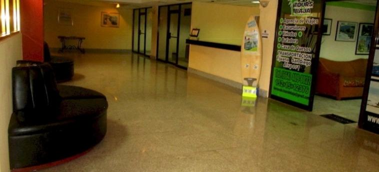Hotel Corona Plaza: Lobby ROSARITO - BAJA CALIFORNIA