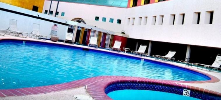Hotel Corona Plaza: Piscine Découverte ROSARITO - BAJA CALIFORNIA