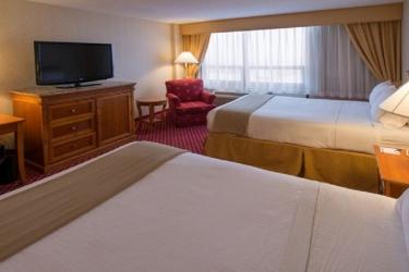 Edward Hotel Chicago: Camera degli ospiti ROSEMONT (IL)