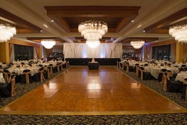 Edward Hotel Chicago: Sala Banchetti ROSEMONT (IL)