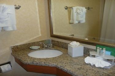 Edward Hotel Chicago: Bathroom ROSEMONT (IL)