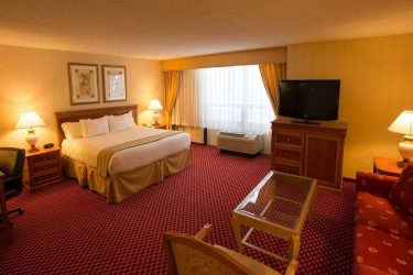Edward Hotel Chicago: Guestroom ROSEMONT (IL)
