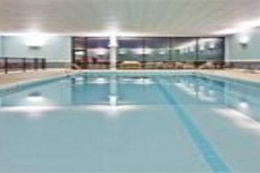 Edward Hotel Chicago: Indoor Swimmingpool ROSEMONT (IL)