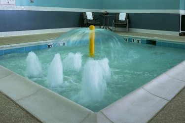 Edward Hotel Chicago: Swimming Pool ROSEMONT (IL)