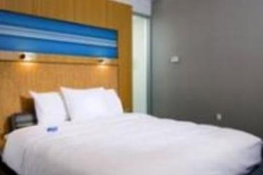Hotel Aloft Chicago O'hare: Schlafzimmer ROSEMONT (IL)