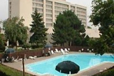 Hotel Wyndham O'hare: Piscine Découverte ROSEMONT (IL)