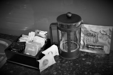 Hotel Best Western Capri Court Motor Inn: Caffè in camera ROTORUA