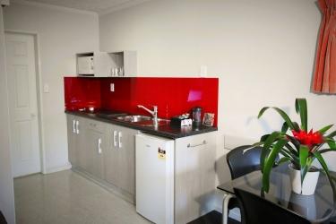 Hotel Best Western Capri Court Motor Inn: Cucina in camera ROTORUA