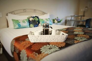 Hotel Best Western Capri Court Motor Inn: Interior detail ROTORUA