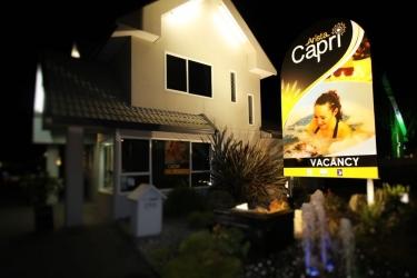 Hotel Best Western Capri Court Motor Inn: Reception ROTORUA