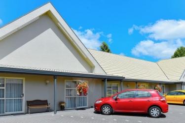 Hotel Best Western Capri Court Motor Inn: Property Grounds ROTORUA