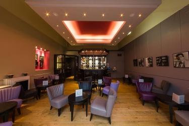 Mercure Lille Roubaix Grand Hotel: Bar ROUBAIX