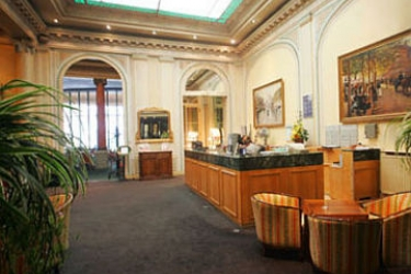 Mercure Lille Roubaix Grand Hotel: Empfang ROUBAIX