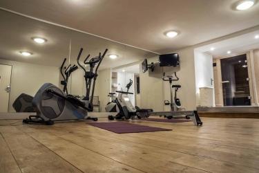 Mercure Lille Roubaix Grand Hotel: Fitnesscenter ROUBAIX