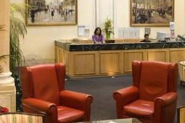 Mercure Lille Roubaix Grand Hotel: Innen ROUBAIX