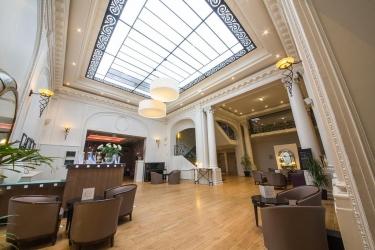 Mercure Lille Roubaix Grand Hotel: Reception ROUBAIX