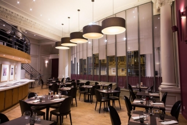 Mercure Lille Roubaix Grand Hotel: Restaurant ROUBAIX