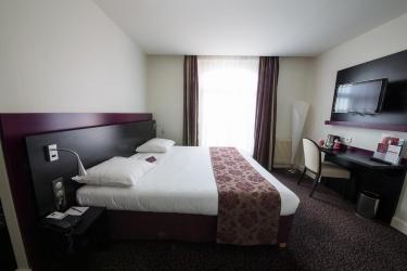 Mercure Lille Roubaix Grand Hotel: Schlafzimmer ROUBAIX