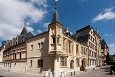 Hotel De Bourgtheroulde, Autograph Collection: Außen ROUEN