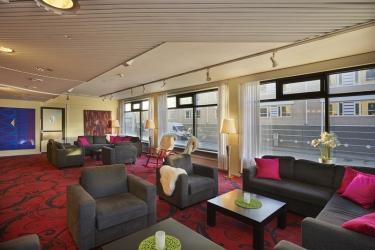 Hotel Cumulus Resort Pohjanhovi: Lobby ROVANIEMI