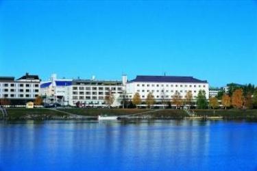 Hotel Cumulus Resort Pohjanhovi: Außen ROVANIEMI
