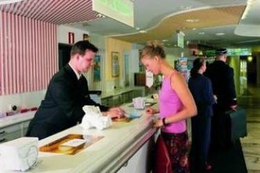 Hotel Cumulus Resort Pohjanhovi: Empfang ROVANIEMI