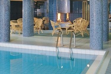 Hotel Cumulus Resort Pohjanhovi: Innenschwimmbad ROVANIEMI