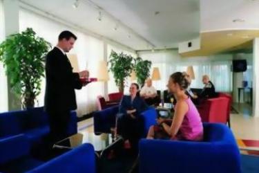 Hotel Cumulus Resort Pohjanhovi: Lounge ROVANIEMI
