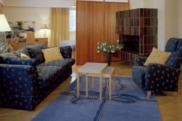 Hotel Cumulus Resort Pohjanhovi: Suite ROVANIEMI