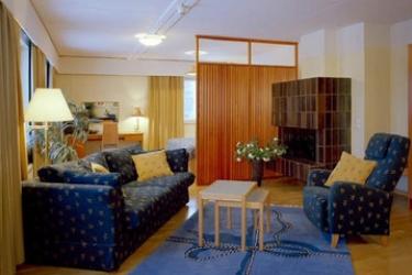 Hotel Cumulus Resort Pohjanhovi: Zimmer Junior Suite ROVANIEMI