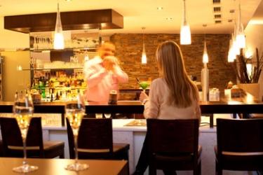 Hotel Residenz Hochalm: Bar SAALBACH-HINTERGLEMM