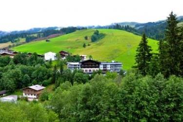 Hotel Residenz Hochalm: Exterior SAALBACH-HINTERGLEMM