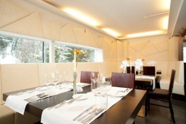 Hotel Residenz Hochalm: Restaurante SAALBACH-HINTERGLEMM