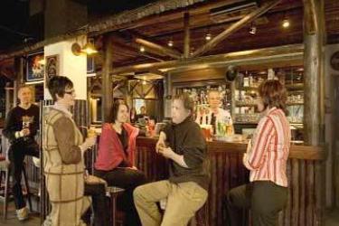 Santa's Hotel Tunturi: Bar SAARISELKA