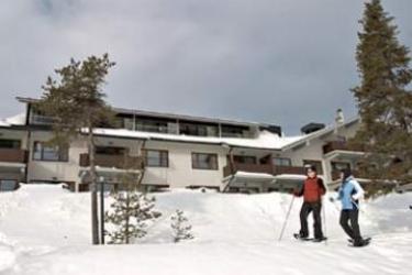 Santa's Hotel Tunturi: Esterno SAARISELKA