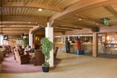 Santa's Hotel Tunturi: Lobby SAARISELKA