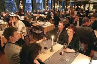 Santa's Hotel Tunturi: Lounge Bar SAARISELKA