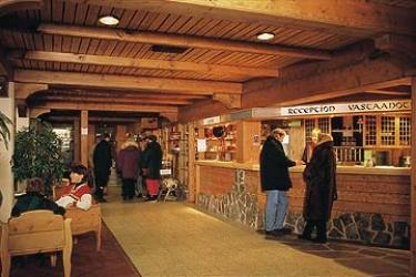 Santa's Hotel Tunturi: Reception SAARISELKA