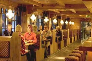 Santa's Hotel Tunturi: Ristorante SAARISELKA