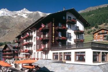 Sunstar Hotel Saas-Fee: Exterior SAAS-FEE