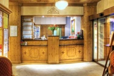 Sunstar Hotel Saas-Fee: Recepción SAAS-FEE